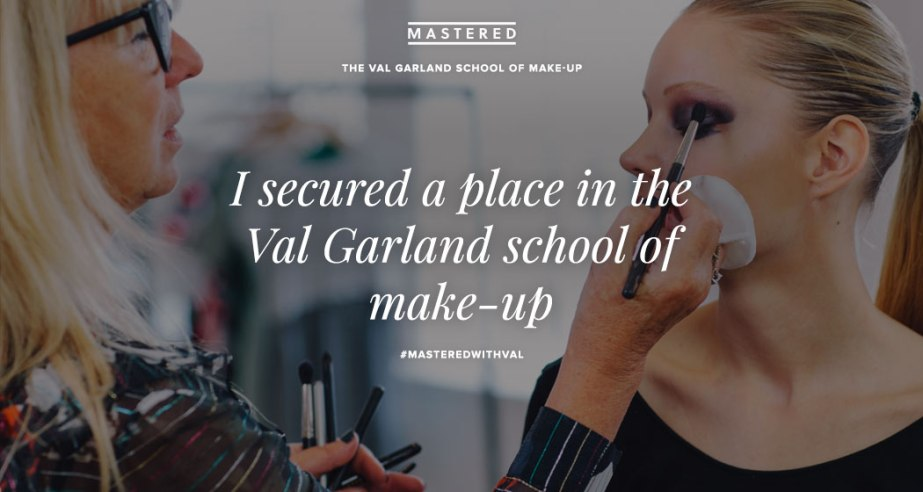 val garland school of make-up